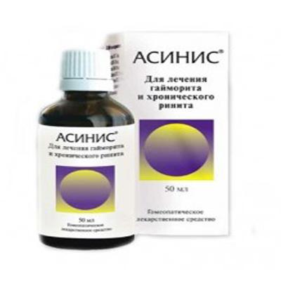 Асинис Инструкция Побочные эффекты Отзывы