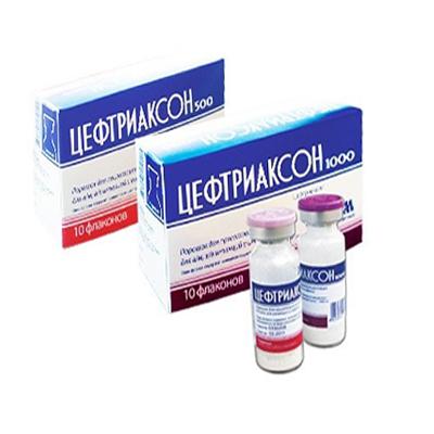 Цефтриаксон антибиотик Инструкция Побочные эффекты Отзывы