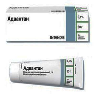 Адвантан от чего помогает Для грудничков детей Атопический дерматит