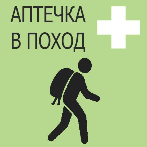Аптечка в поход Состав Список лекарств для туриста Первая помощь